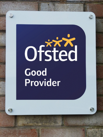 Ofsted Good Sign